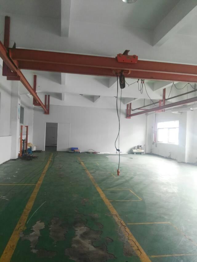 厦边新出一楼1200方带行车厂房-图4