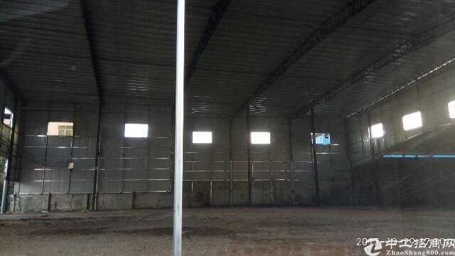 单一层1200平方厂房,可以做污染行业