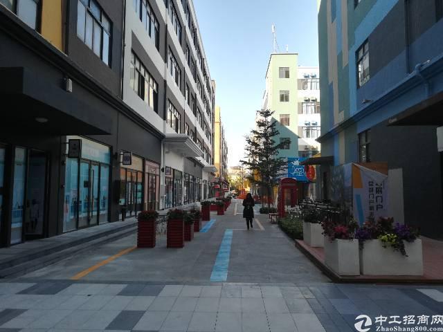 福永 会展中心 写字楼出租 80-3000平方 交通方便