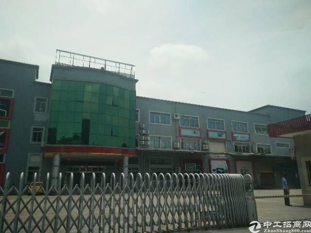 虎门靠长安新出全新厂房四楼2800平方。交通方便,水电齐全-图2