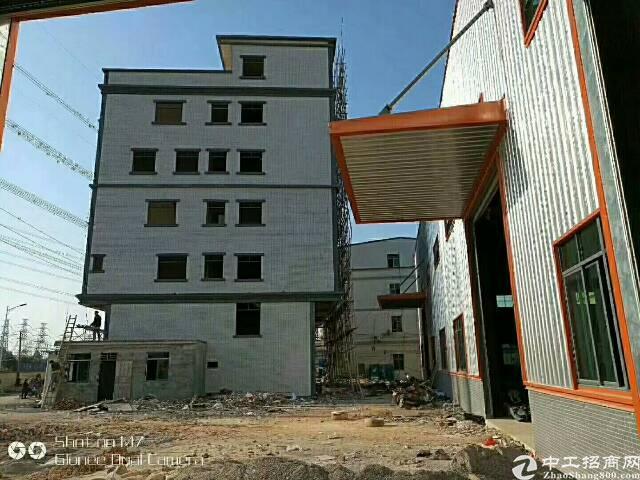 独院全新厂房对外招租: 钢构厂房5000平方,滴水11米,