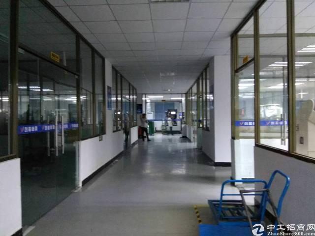 长安镇高速出口新出楼上一整层5000平米火爆招租。