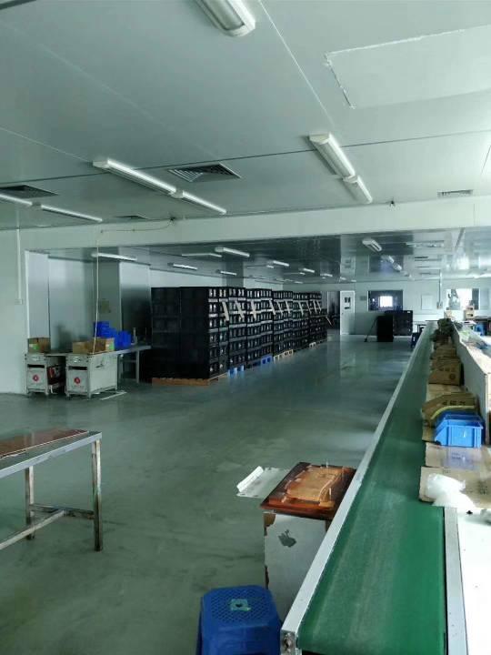 塘厦太阳城附近,无尘车间厂房转让。厂房2600平方米,宿舍1