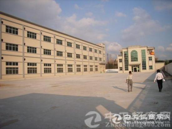 茶山镇独院厂房,1-3楼11200火爆出租