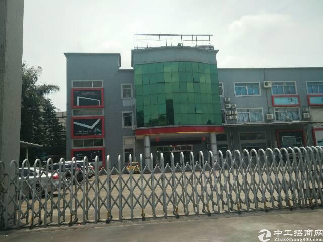 虎门靠长安新出全新厂房四楼2800平方。交通方便,水电齐全