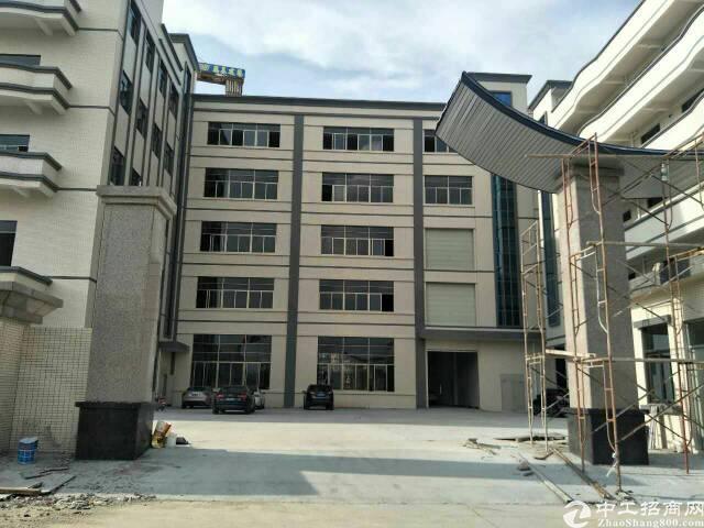 独院新厂房6600平方出租