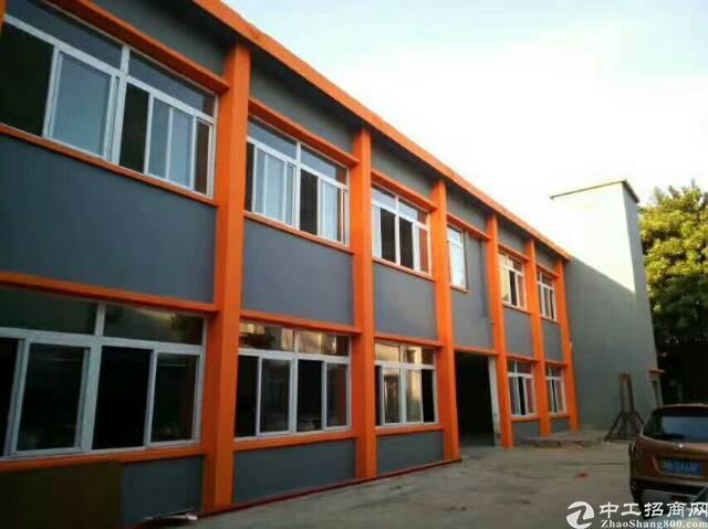 福永107国道边2680平米独门独院厂房招租