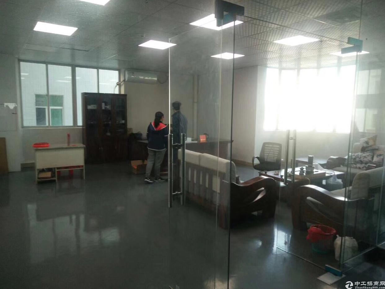 福永带装修780平方厂房出租-图2
