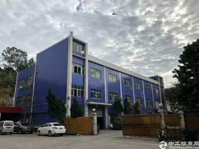 观澜福民新出独院厂房5000平米空地大