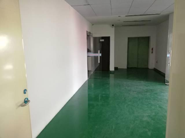 黄江镇靠近深圳公明新出可以做污染行业厂房500平方出租