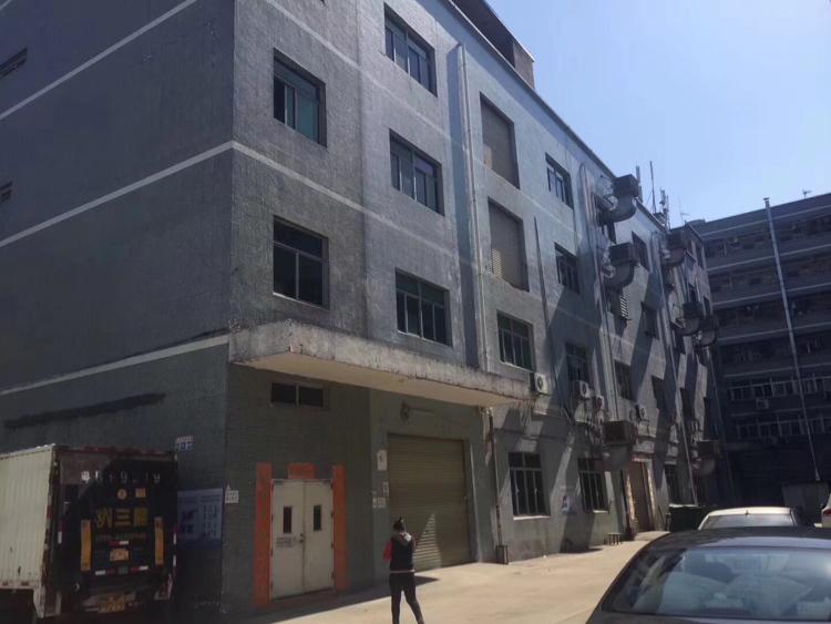 观澜樟坑径新出原房东独栋厂房1-3楼5000平米