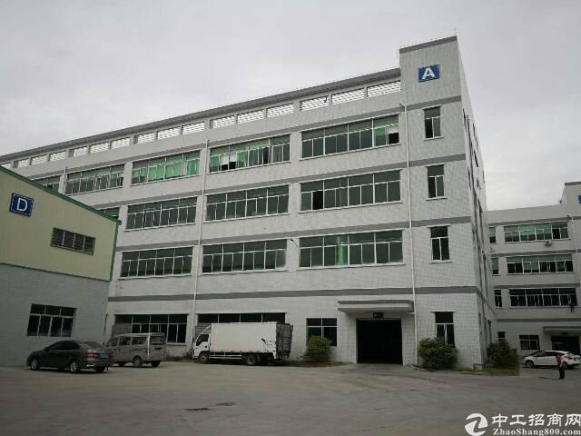 平湖华南城与李朗交界处标准一楼1200平方米厂房招租