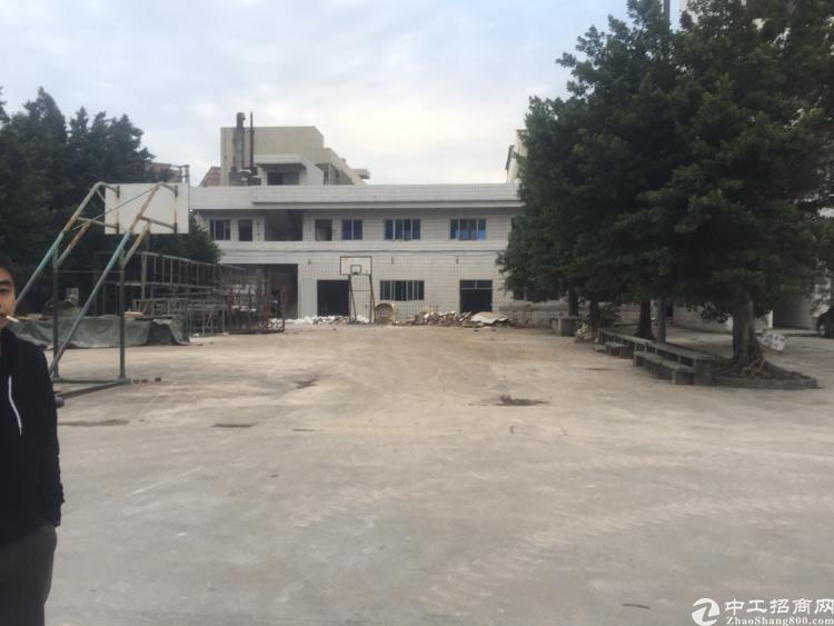 虎门北栅工业园区招租,交通便利、空地大-图5