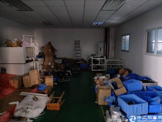 沙井沙三3楼600平方厂房出租-图3