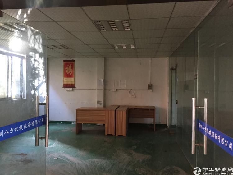 石岩应人石一楼1200平带装修厂房招租-图2