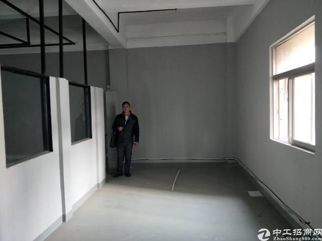 沙井新桥3楼450平方带装修厂房