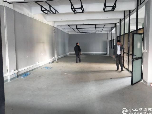 沙井新桥3楼450平方带装修厂房-图4