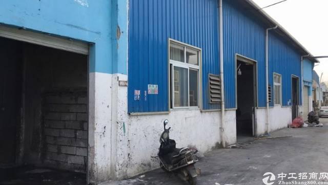 杨屋新出钢构厂房1200平
