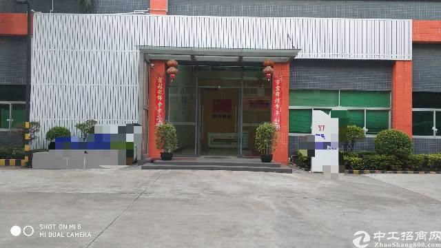 长安厦边独院厂房60000平 可整租可分租