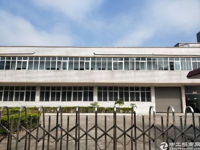 东城温塘标准二层6000平方独院厂房出租