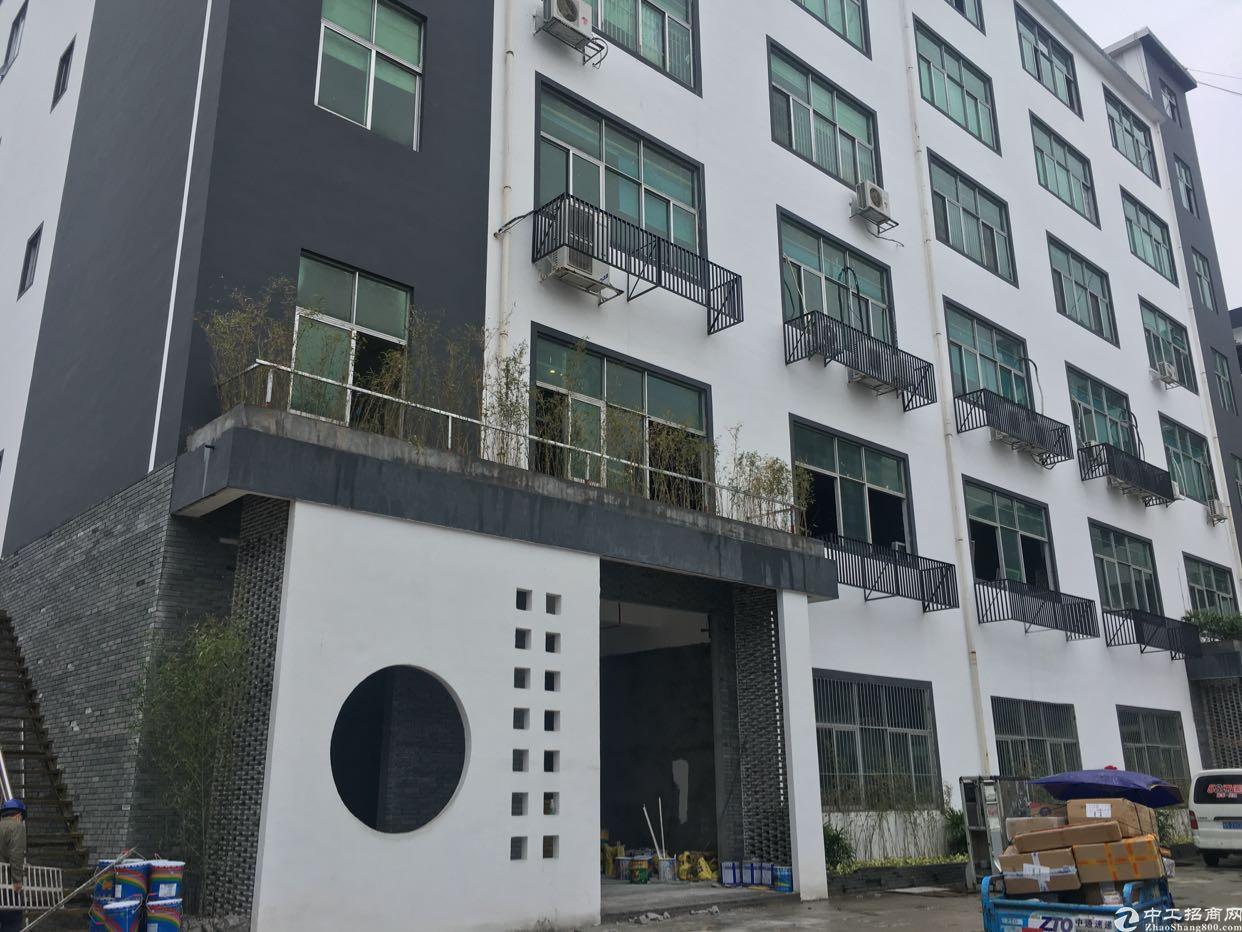 龙华商业中心两层独栋单层1900平