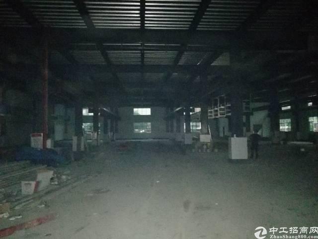 清溪原房东独院钢构厂房6500平米