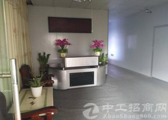 沙井东环路黄埔新出楼上1500平带装修厂房出租-图2