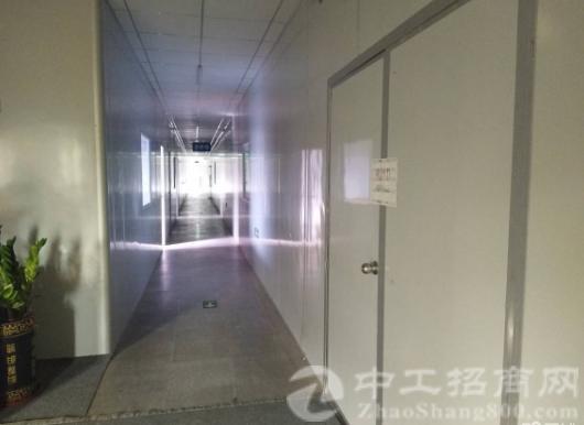 沙井东环路黄埔新出楼上1500平带装修厂房出租-图5