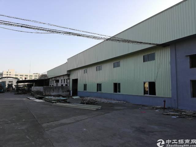 东莞市寮步镇新出可做污染行业的厂房出租-图3