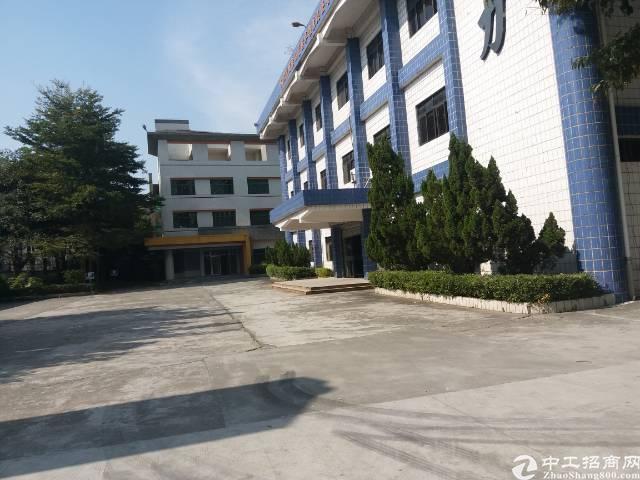 清溪三中新出厂房