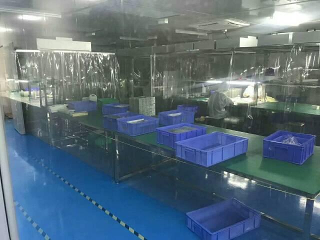 松岗新出精装修厂房招租,厂房面积750平
