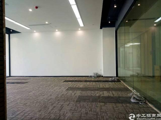 福永地铁站旁300平米精装修写字楼 拎包入驻