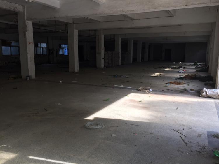 横岗惠盐高速出口一楼1300平厂房出租