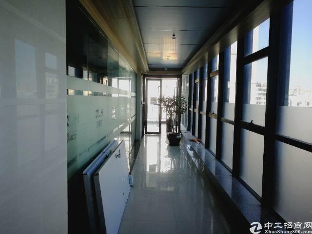 【深圳宝安写字楼出租】公明上村写字楼带装修