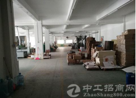 沙井黄埔国道边新出三楼带装修厂房1200平直租-图5