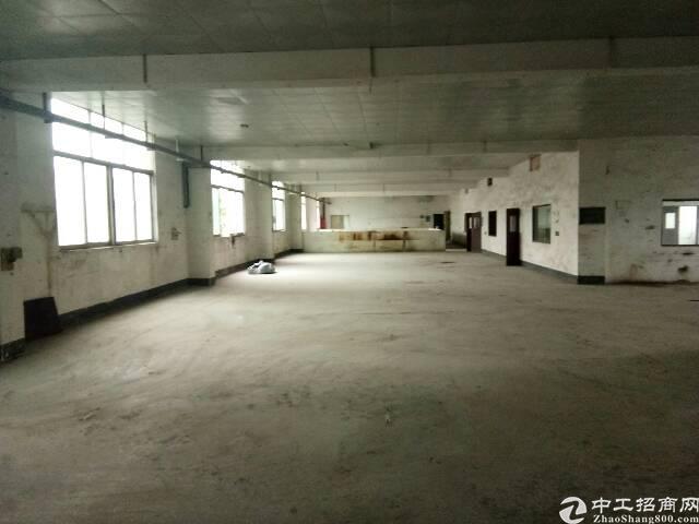 龙岗大道附近新出厂房480平,现成办公室装修