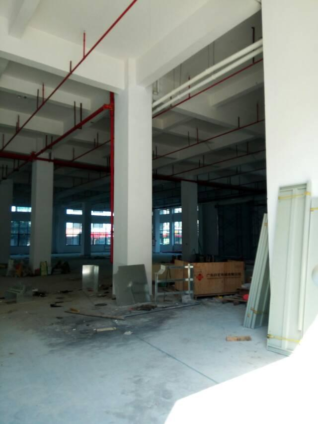 一楼6米高,适合重工业