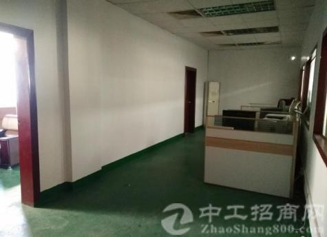 沙井黄埔国道边新出三楼带装修厂房1200平直租-图3