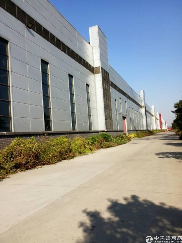 新塘大型物流仓库40000平米空地超大价格实惠