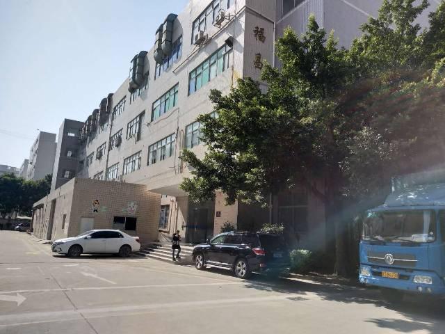 沙井2-3楼3000平厂房出租