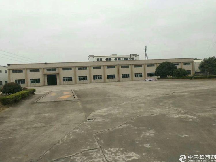凤岗镇临深独立钢结构厂房带行车16000平方米出租