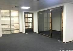 福永桥头地铁口300米金装修写字楼20到300平米出租