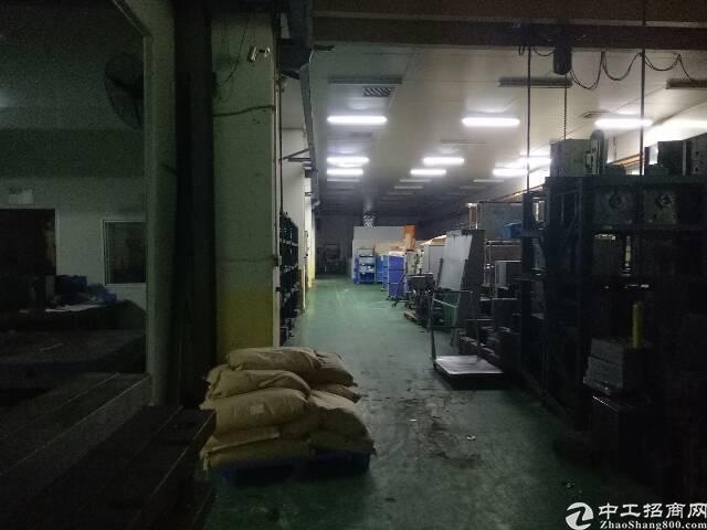 石岩新出700m²重工业厂房