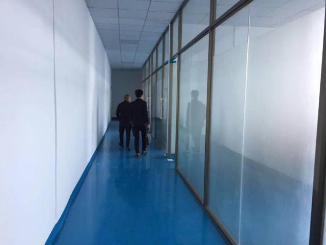 福永桥头地铁口50米带装修300平厂房