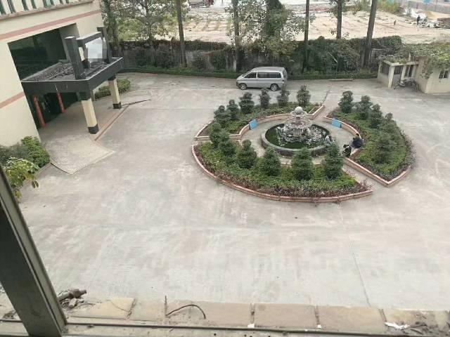 松岗花园式独门独院厂房超大空地六千平方米厂房11000平方