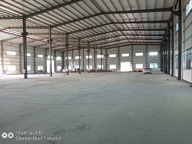 东莞横沥钢结构现成家具厂4000平方招租