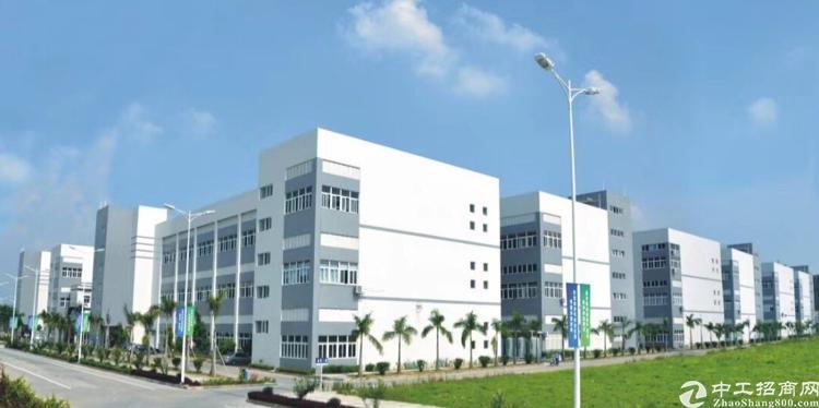 清溪花园式厂房总面积13800平方出租