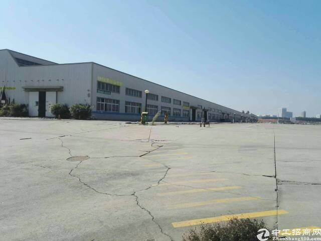 物流仓储福音,专为物流仓储定制6万平方,空地可停飞机