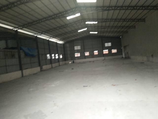 单一层厂房出租,1400平方米办公100平方米