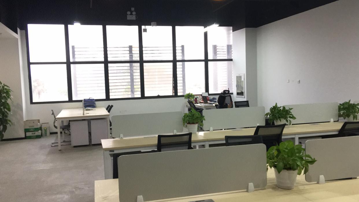 精装修办公室260平方